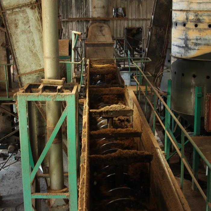 Biobrandstof productie